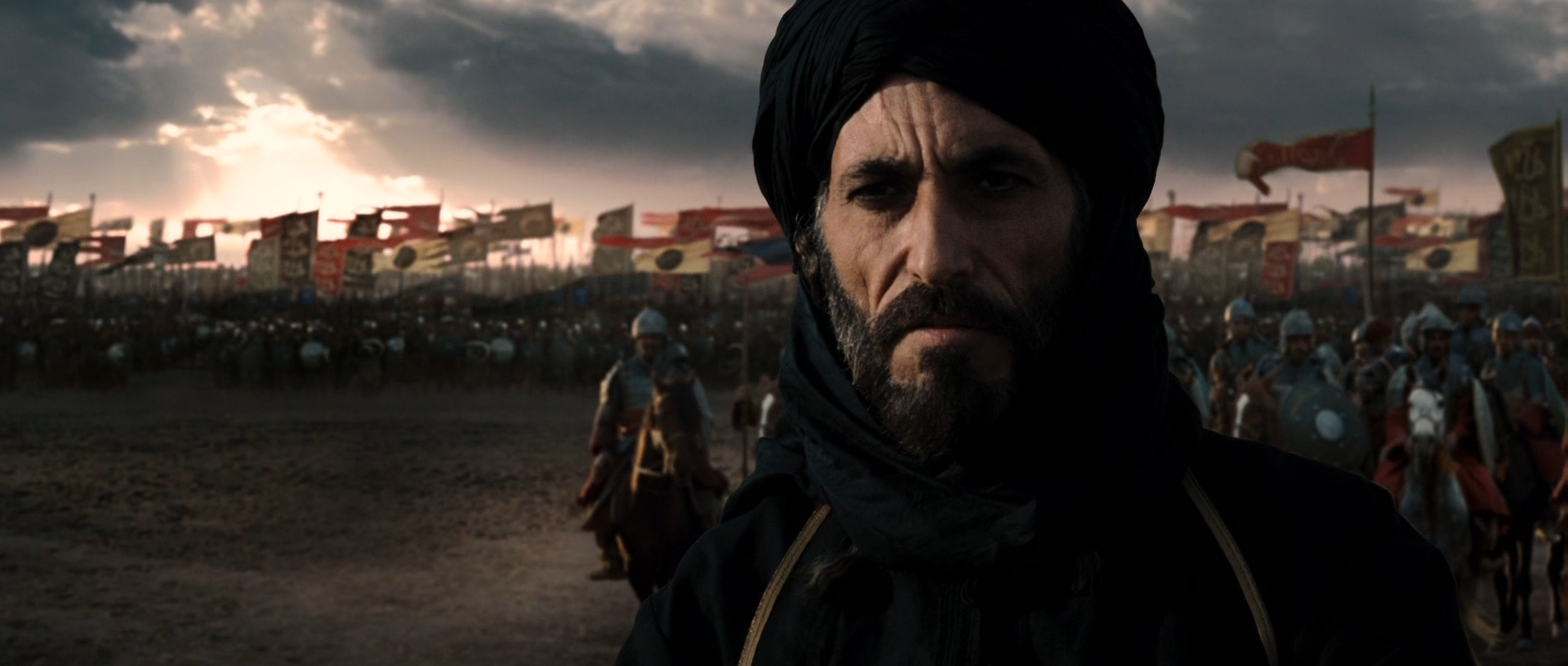 Kingdom Of Heaven Saladin Images & Pictures - Becuo